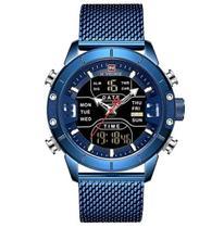 Relógio Naviforce NF9153 Azul -
