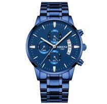 Relógio nibosi azul -