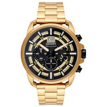 Relógio Orient Analógico Cronógrafo Masculino MGSSC031 -