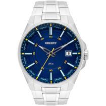 Relógio Orient Analógico Prata MBSS1313 DYSX -