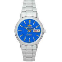 Relógio Orient Automático Azul 469WA1AF A1SX -