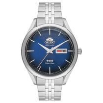 Relógio ORIENT Automático masculino azul F49SS008 D1SX -