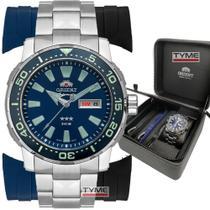Relógio Orient Diver Automático Ed Limitada F49TT001 D1GX Titânio - Poseidon -