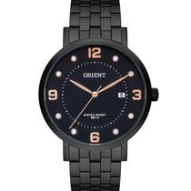 Relógio Orient Feminino Preto FPSS1003P2PX Analógico 5 Atm Cristal Mineral Tamanho Médio -