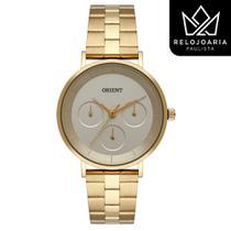 Relógio Orient Feminino Quartz Eternal FGSSM069 Dourado -
