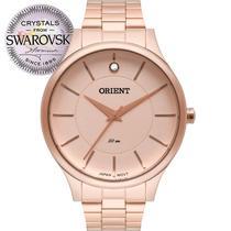 Relógio Orient Feminino Swarovski FRSS0036R1RX -