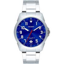 Relógio Orient Masculino Analógico Prata MBSS1154A D2SX -