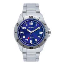 Relógio Orient Masculino Analógico Prata Mbss1155a D2sx -