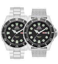 Relógio ORIENT Masculino Automático 469SS073 P1SX -