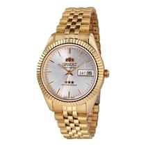 Relógio Orient Masculino Automático Dourado 469ec7 B1kx -