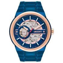 Relógio Orient Masculino Esqueleto Automático NH7BR001 D1DX -
