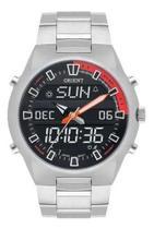 Relógio Orient Masculino Mbssa050 Posx Analógico E Digital -
