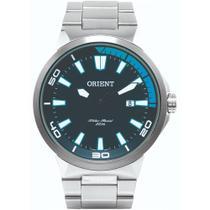 Relógio Orient Masculino Prata Analógico Mbss1196a Pasx -