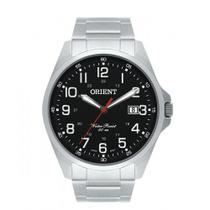 Relógio Orient Masculino Prata e Preto MBSS1171 P2SX -