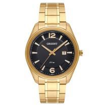 5e14e334ddd Relógio Orient Masculino Ref  Mgss1165 G2kx Social Dourado