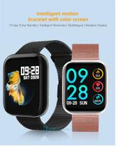 Relógio P80 inteligente Smartwatch -