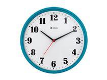 Relógio Parede Branco Para Cozinha 26 Cm Herweg 6126-21 -
