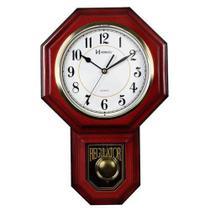 Relógio Parede Carrilhão Gravatinha Musical Pendulo Herweg -