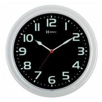 Relógio Parede Herweg Fluorescente Verde 660016 283 -