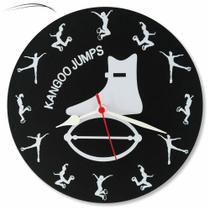 Relógio Parede Kangoo Jump Esporte Fitness Academia 30cm - Relógil