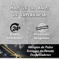 Relogio Pedometro Masculino Weide Digital WA9J001 - Preto e Bege -