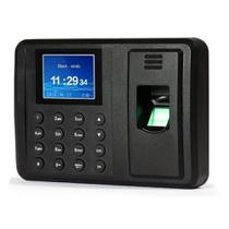 Relógio Ponto Biométrico Digital Usb Para Funcionarios Bivolt - Paizao store