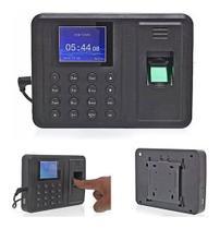 Relógio Ponto com Leitor Biometria Digital -