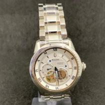 Relógio prata Masculino Bulova Automatic -