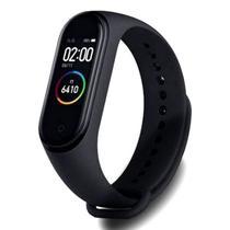 Relógio Pulseira Inteligente Medidor De Batimentos Cardíacos Pressão Arterial Tomate MTR-24 Smartwatch -
