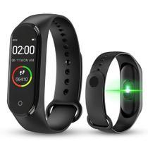 Relógio Pulseira M3 Smart Band Inteligente Digital Saúde - Pro /Mottasuperbox