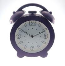 Relógio Roxo decoração Sala Cozinha Quarto Escritório - Az Design