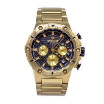 Relógio Seculus Cronógrafo Masculino - 13012GPSVDA4 -