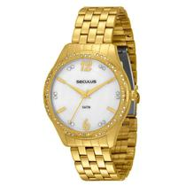 Relógio Seculus Feminino - 20154LPSVDS1 -