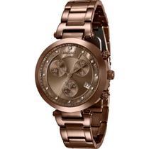 Relógio Seculus Feminino  20377lpsvms6 -