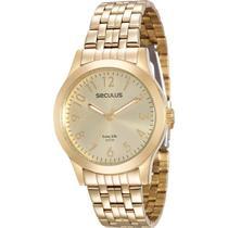 Relógio Seculus Feminino 20403lpsvda1 -