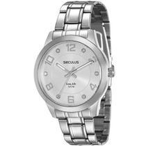 Relógio Seculus Feminino 20414L0SVNA2 -