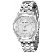 Relógio Seculus Feminino 20423L0SVNA2 -