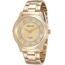 Relógio Seculus Feminino 20424LPSVDA1 -