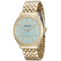 Relógio Seculus Feminino 20505LPSVDS1. -
