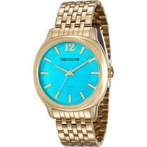 Relógio Seculus Feminino  20515LPSVDS1    Tamanho -