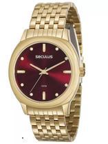 Relógio Seculus Feminino 20565lpsvds1 - Mondaine