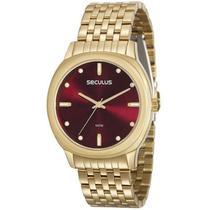 Relógio Seculus Feminino 20565LPSVDS1 -
