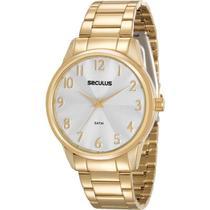 Relógio Seculus Feminino 20567LPSVDS1 -