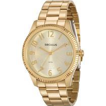 Relógio Seculus Feminino 20568LPSVDS1 -