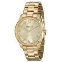 Relógio Seculus Feminino 20568LPSVDS1- -
