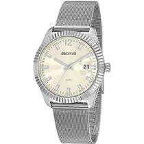Relógio Seculus Feminino 20870L0SVNS2 -