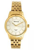 Relógio Seculus Feminino 28781lpsvda1 -