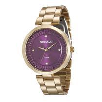 Relógio Seculus Feminino 28849LPSVDS2 -