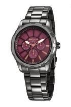 Relógio Seculus Feminino 35003LPSVSS2 Preto - Mondaine