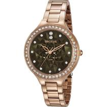 Relógio Seculus Feminino 48085LPSVRS3 -